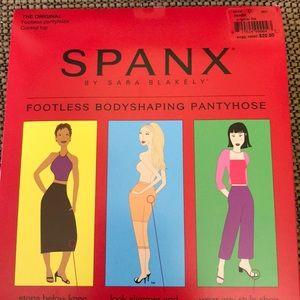 Footless Bodyshaping Pantyhose - SPANX